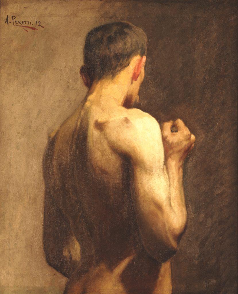 Portrait of John L. Sullivan