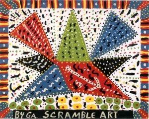 Scramble Art