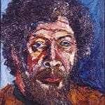 Portrait of Benny Andrews