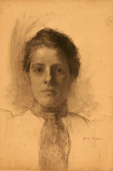 Portrait of Grace Hall