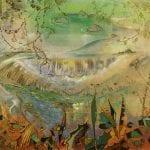 Untitled [Fantasy Landscape]