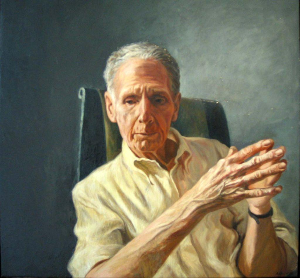 Portrait of the Architect, Artist, & Scholar Jim Lamantia