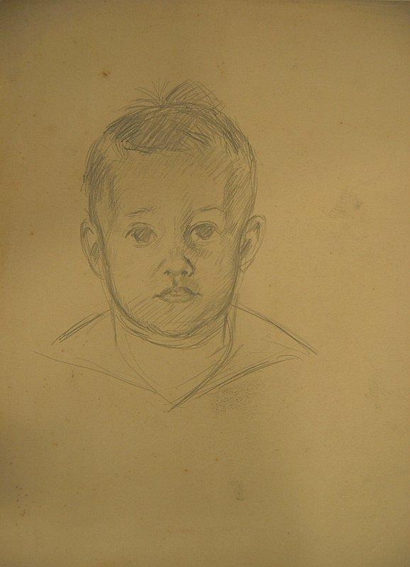 Portrait of Lyle