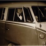 Eckhardt in my 1967 VW bus