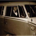 Eckhardt in my 1967 VW bus