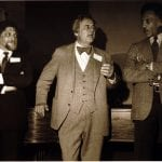 Appearing at a fundraiser with Congressmen Leland and Dellums (D- Appearing at Fundraiser with Congressmen Leland and Dellums (D- Appearing at Fundraiser with Congressmen Leland and Dellums