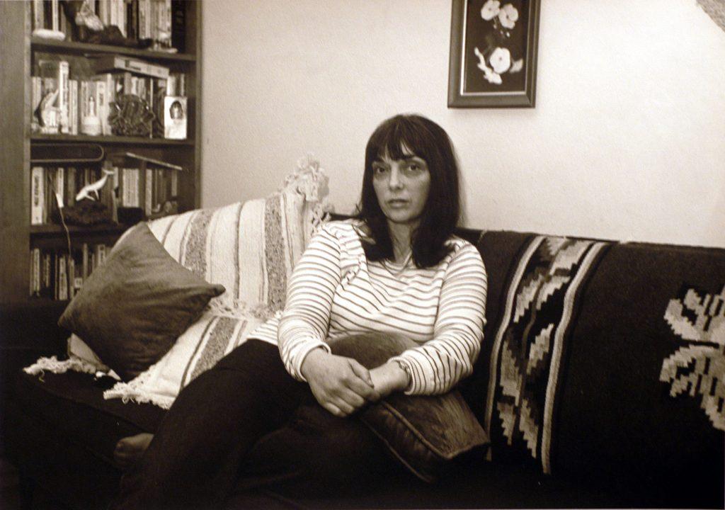 Lynda Dargis, widow of soldier who died in Vietnam. Amherst, MA