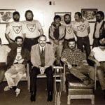 Residents of Seven-Upper - Psyche Ward at VA Hospital, Northampton, MA