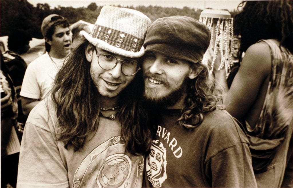 Brad and Casey. Wharf Rats. Outside Pittsburgh, 1992.