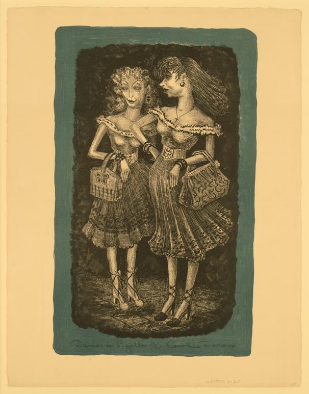 Dames de Pigalle