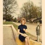 Memphis (Woman with an Ankle Bracelet)