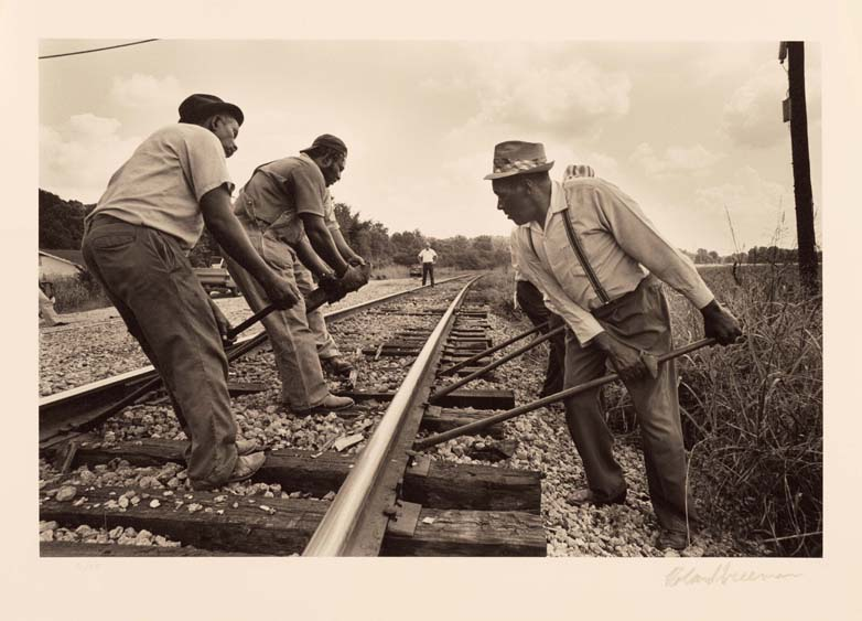 Gandy Dancers (Railroad Workers), MS