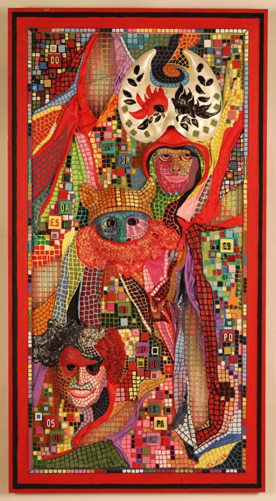 Computer Printout of Steven King'S Brain