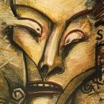 Untitled Male Head