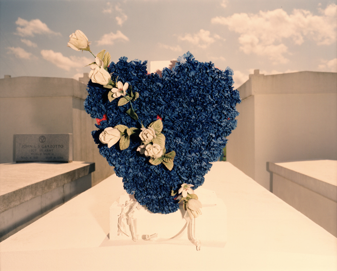Blue Heart, Houma, LA 1989