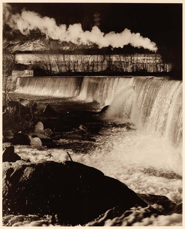 Gooseneck Dam and No. 2, Near Natural Bridge, Virginia