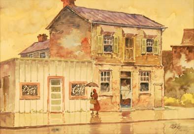 Waterfront Café - Natchez