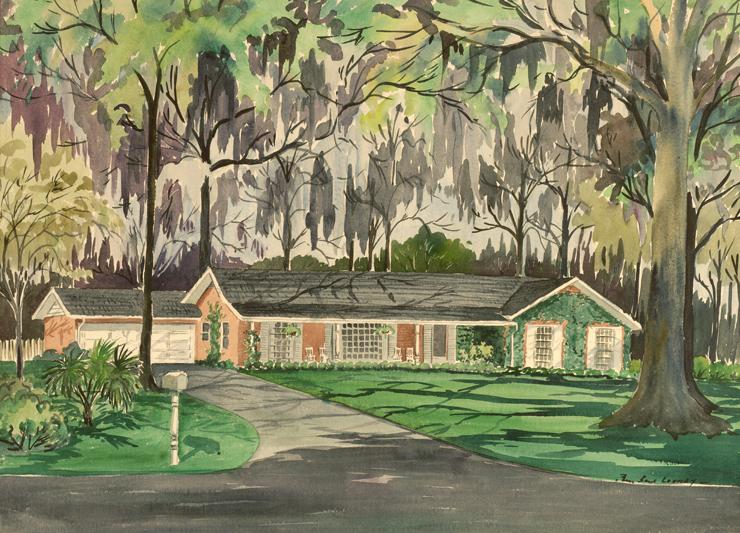 Roger Houston Ogden Boyhood Home