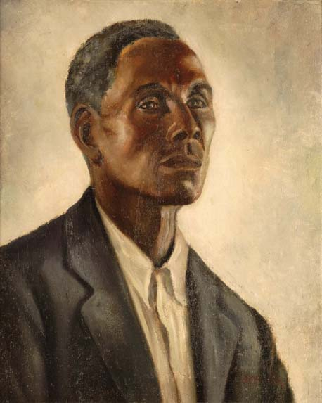 Portrait of a Negro