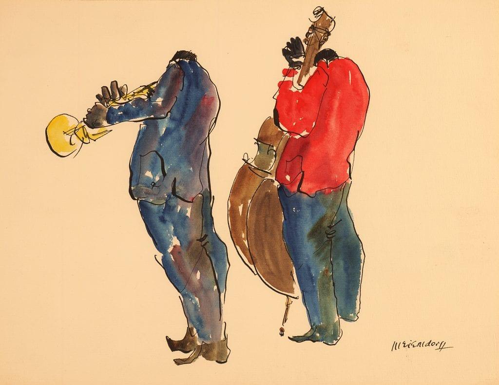 Jazz Duet I