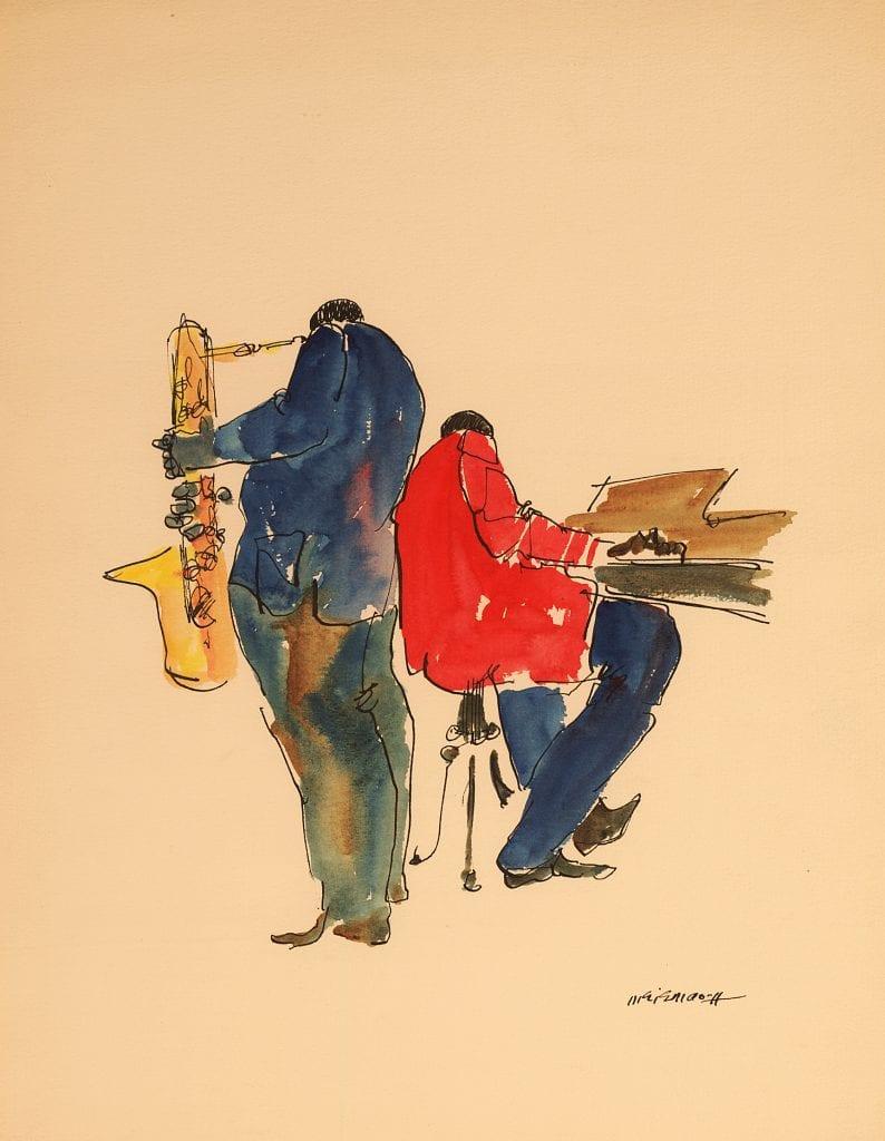 Jazz Duet II