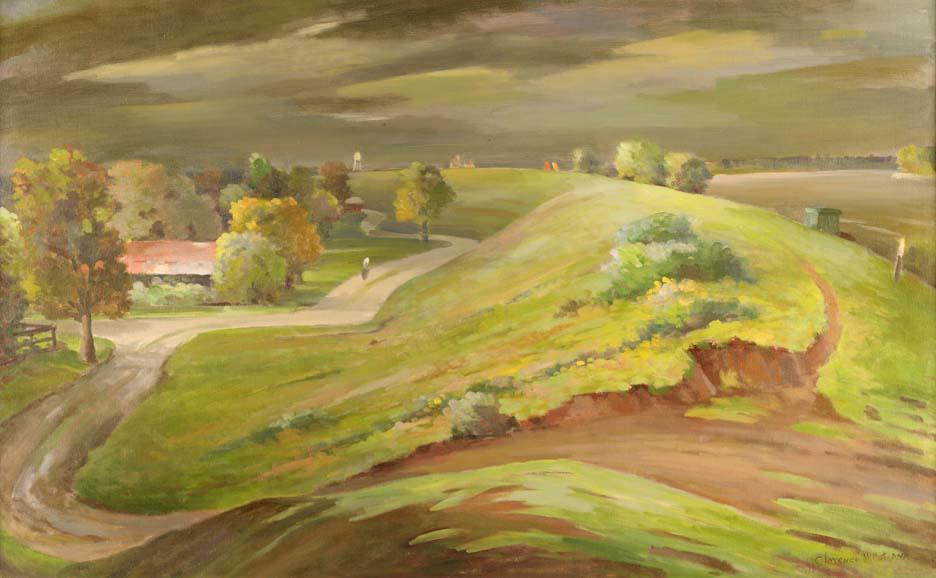 Levee Road