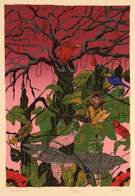 Samauma (CAC Print)