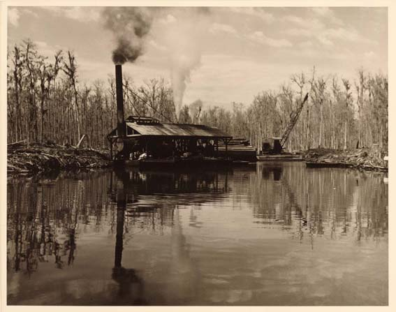 Pullboat Logging, Blind River