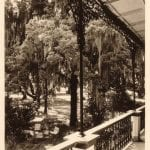 Wrought Iron Porch, Belle Alliance, Bayou Lafourche (Near Thibodeaux)