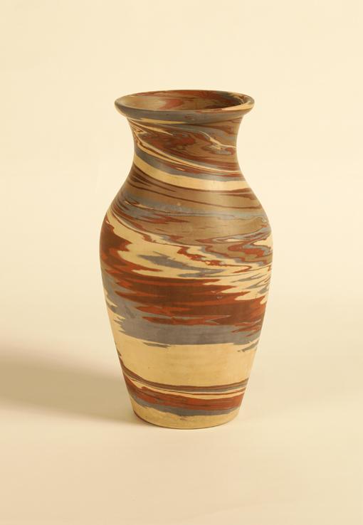 Mission Swirl Vase