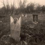 Handmade Gravestones, Mound Bayou, 1989