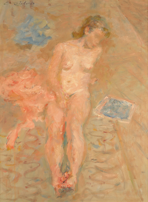 Nude of a Young Girl