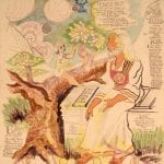 July Nite 1975 -- Vision of Enternal (Recto)