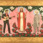 Trinity - Elvis and Jesus and Robert E. Lee