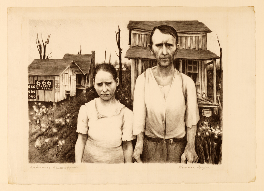 Arkansas Sharecroppers