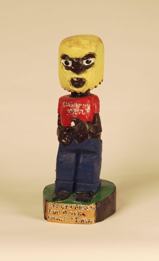 Rasberry Man