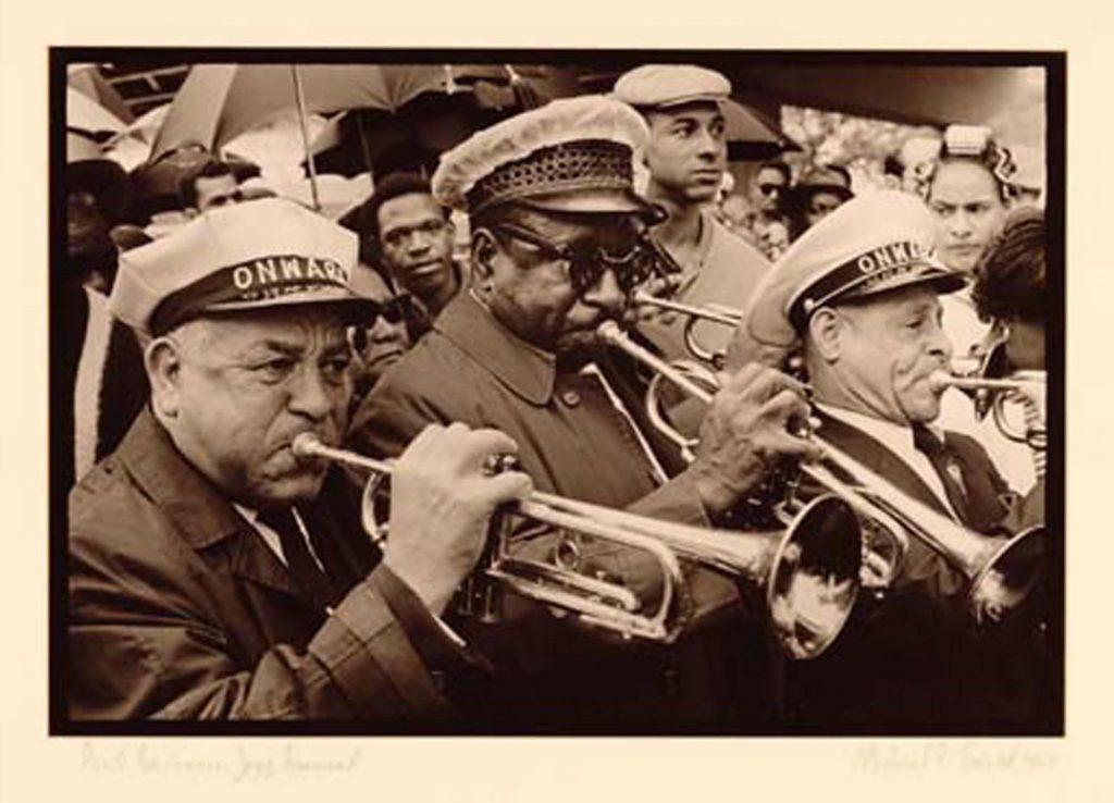 Paul Barabarin Jazz Funeral