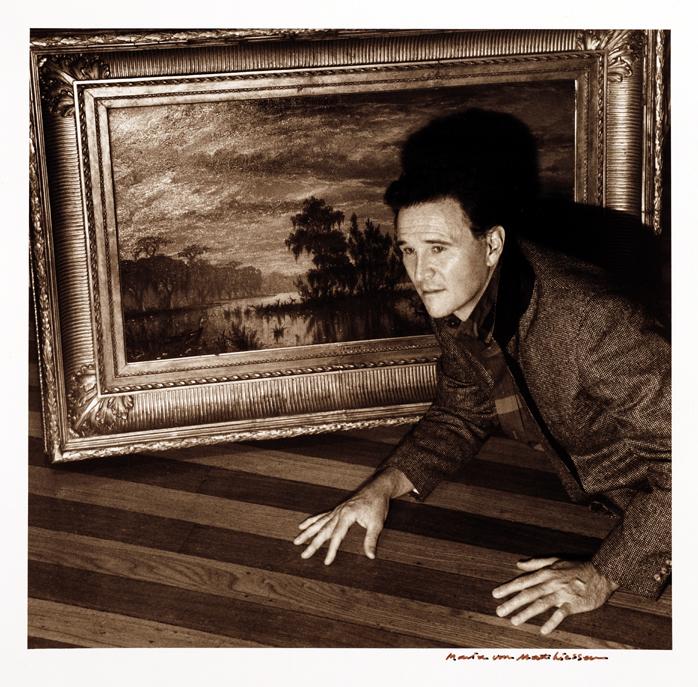 Portrait of Roger Ogden