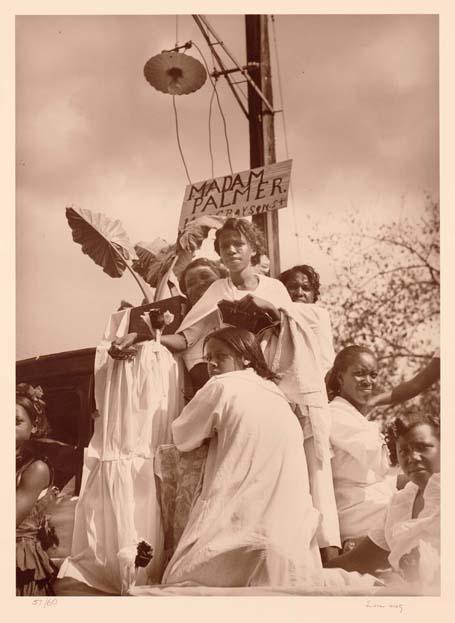 Parade Float, Madam Palmer
