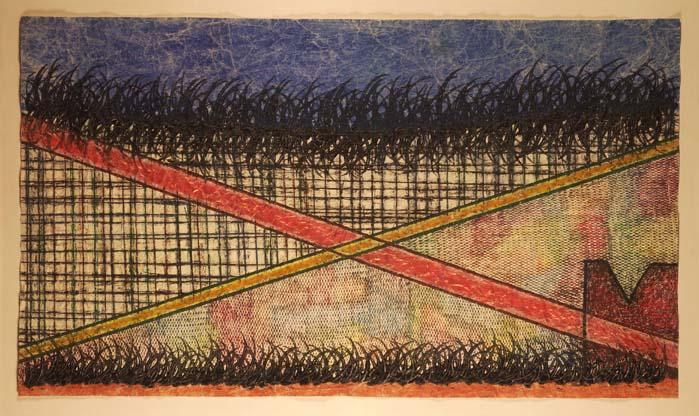 Landscape Criss-Cross #3