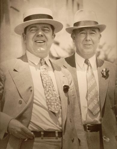 Huey and President Smith, Baton Rouge, La