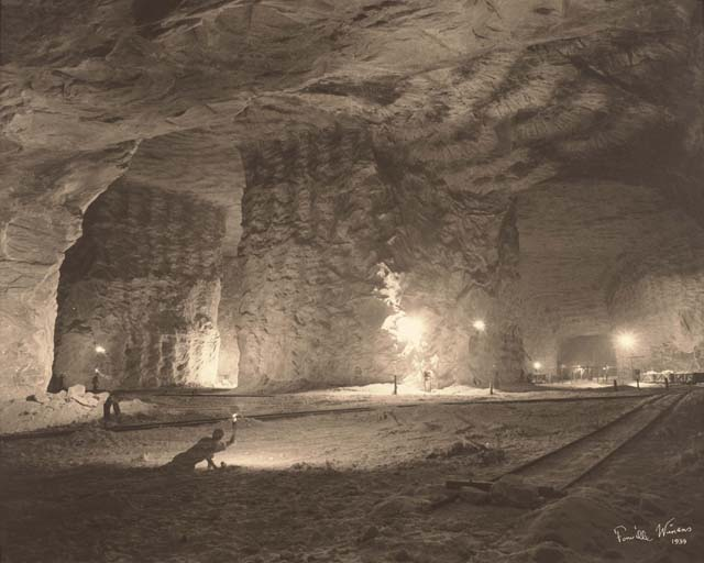 Salt Mine, Avery Island, La