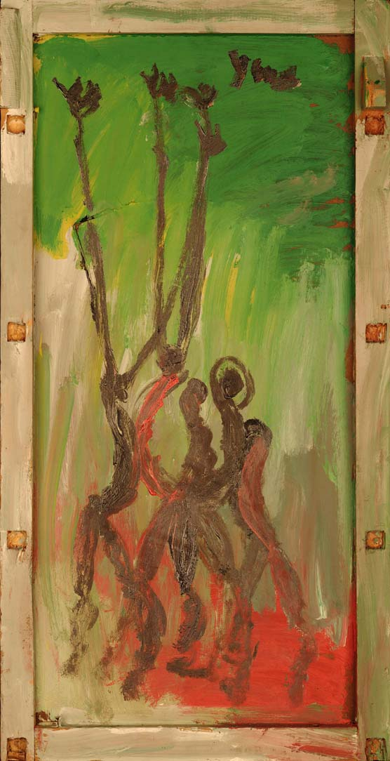 Three Hands To Heaven