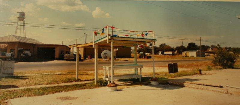 Fruit Stand, Petrolia, Clay Co., Texas