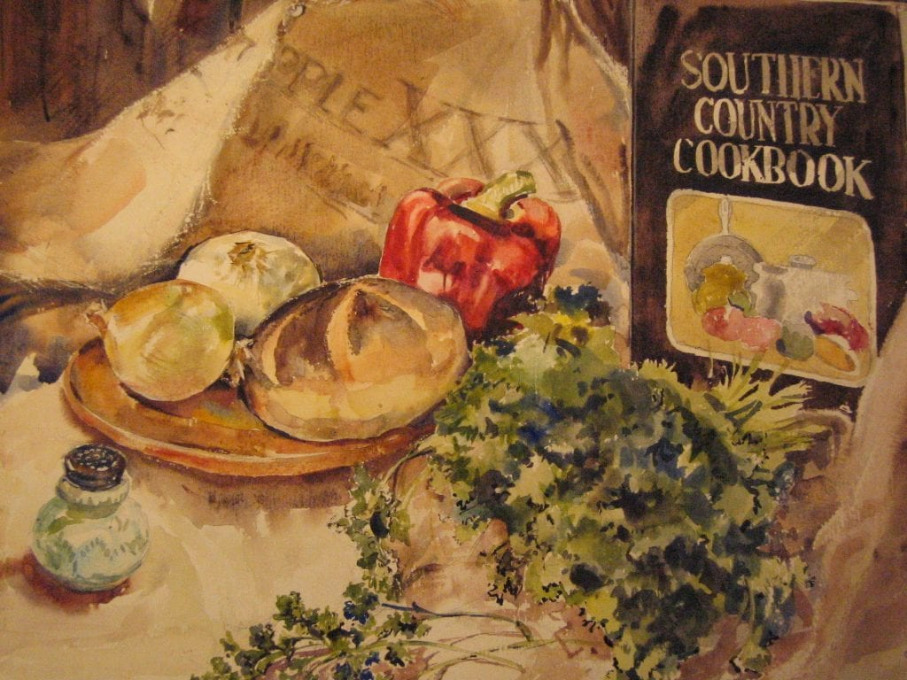 Southern Country Cookbook