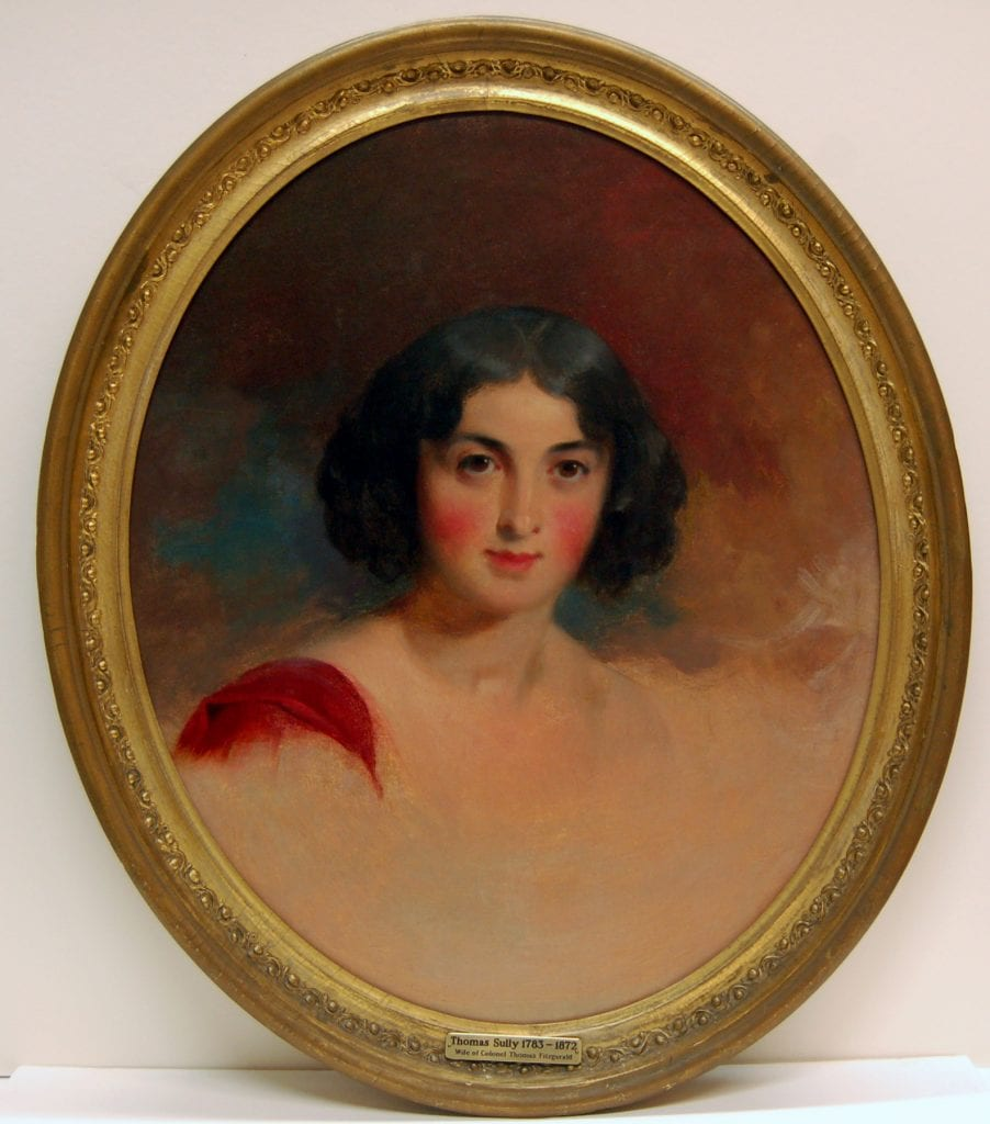Portrait of a Young Woman (Mrs. Fitzgerald)