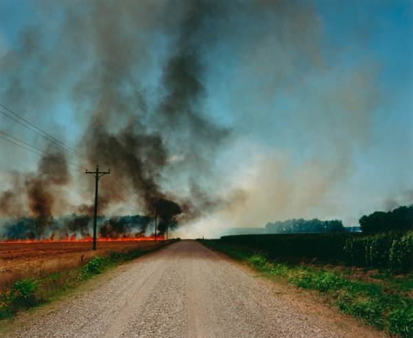 Burning Fields, MS, #1