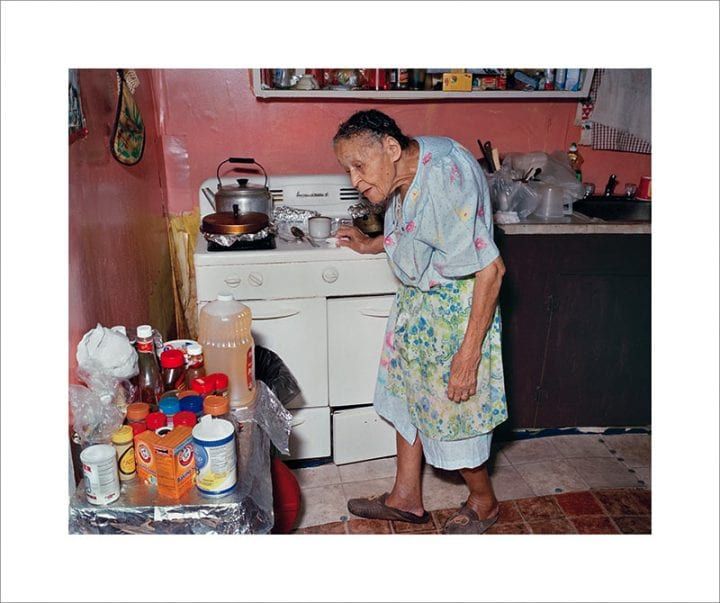 Mrs. Margaret Dennis in her Kitchen, MS
