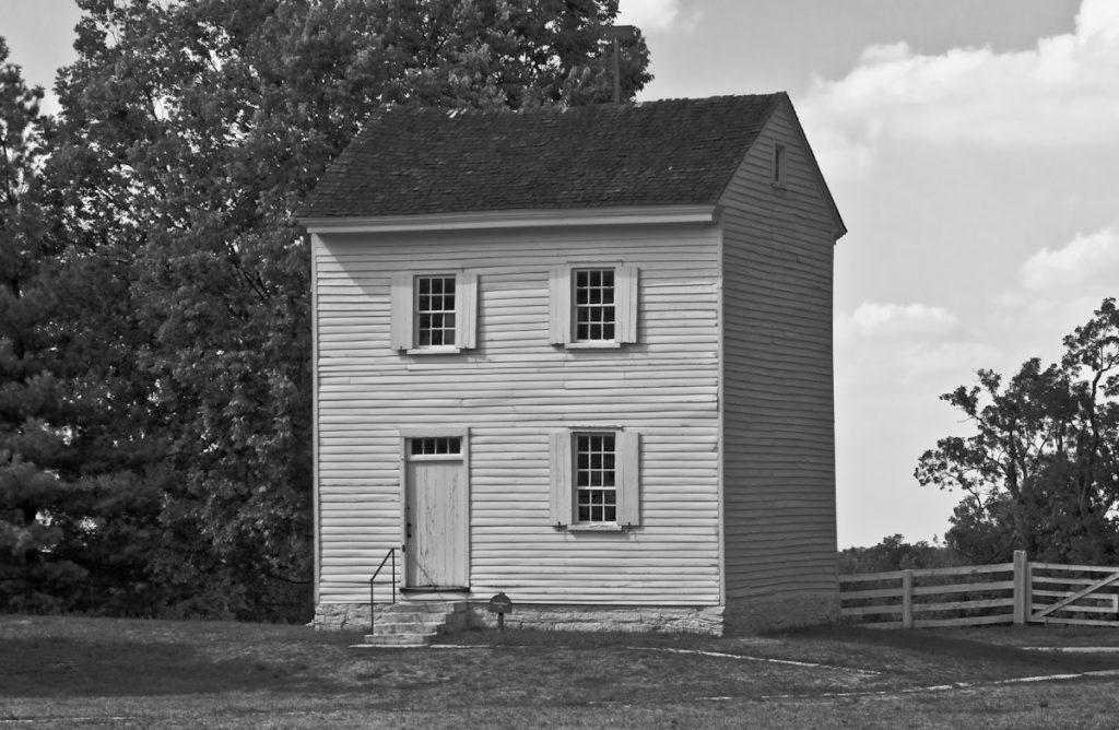 Shaker Water Works (1833), Pleasant HIll, Kentucky