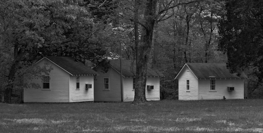 Tourist Cabins (1930), Mammoth Cave National Park, Kentucky